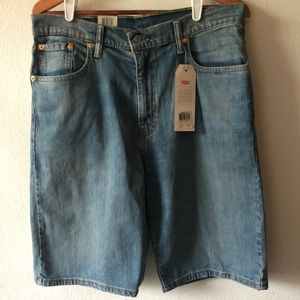 Levi's Shorts - NWT Levi's 569 loose straight shorts